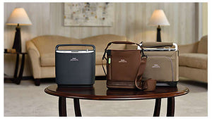 SimplyGo Mini Portable Travel Oxygen Concentrator with Extended Battery