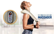 Load image into Gallery viewer, neck shoulder massager