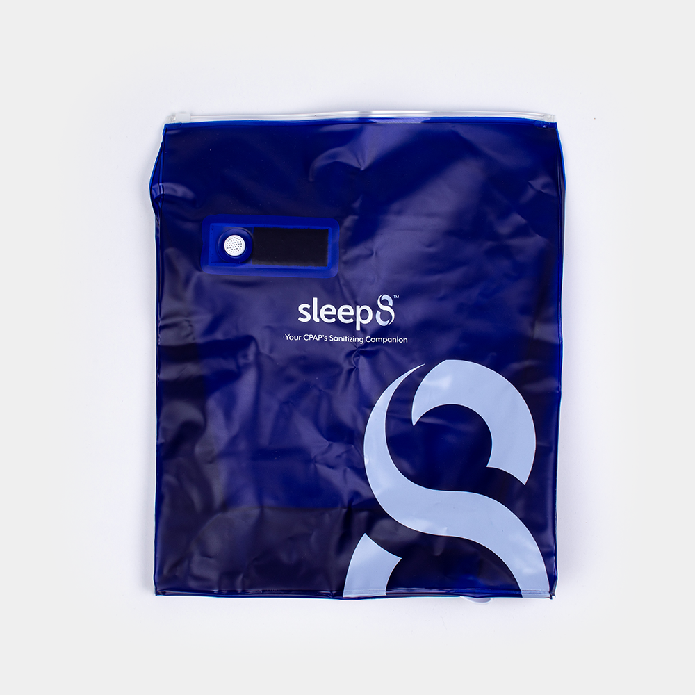 Sleep8 Filter Bag for Cleaning CPAP Supplies
