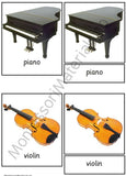 Instrument nomenclature