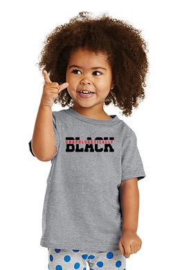 Unapologetically Black - Toddler