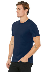 BELLA+CANVAS ® Unisex Made In The USA Jersey Short Sleeve Tee