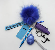 Self Defense Keychain - Personalized