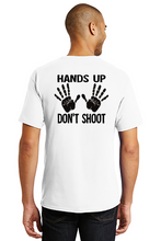 Black skin is not a crime - Hands up, Don't Shoot