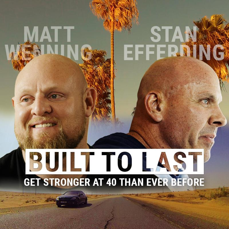 Built to Last and Training for Life Bundle Video Download Wenning Strength