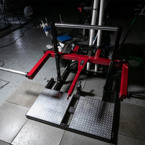Matt Wenning's Belt Squat (Generation 4) Equipment JB Tubulars