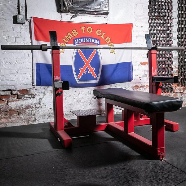 Matt Wenning's Competition Bench Equipment JB Tubulars