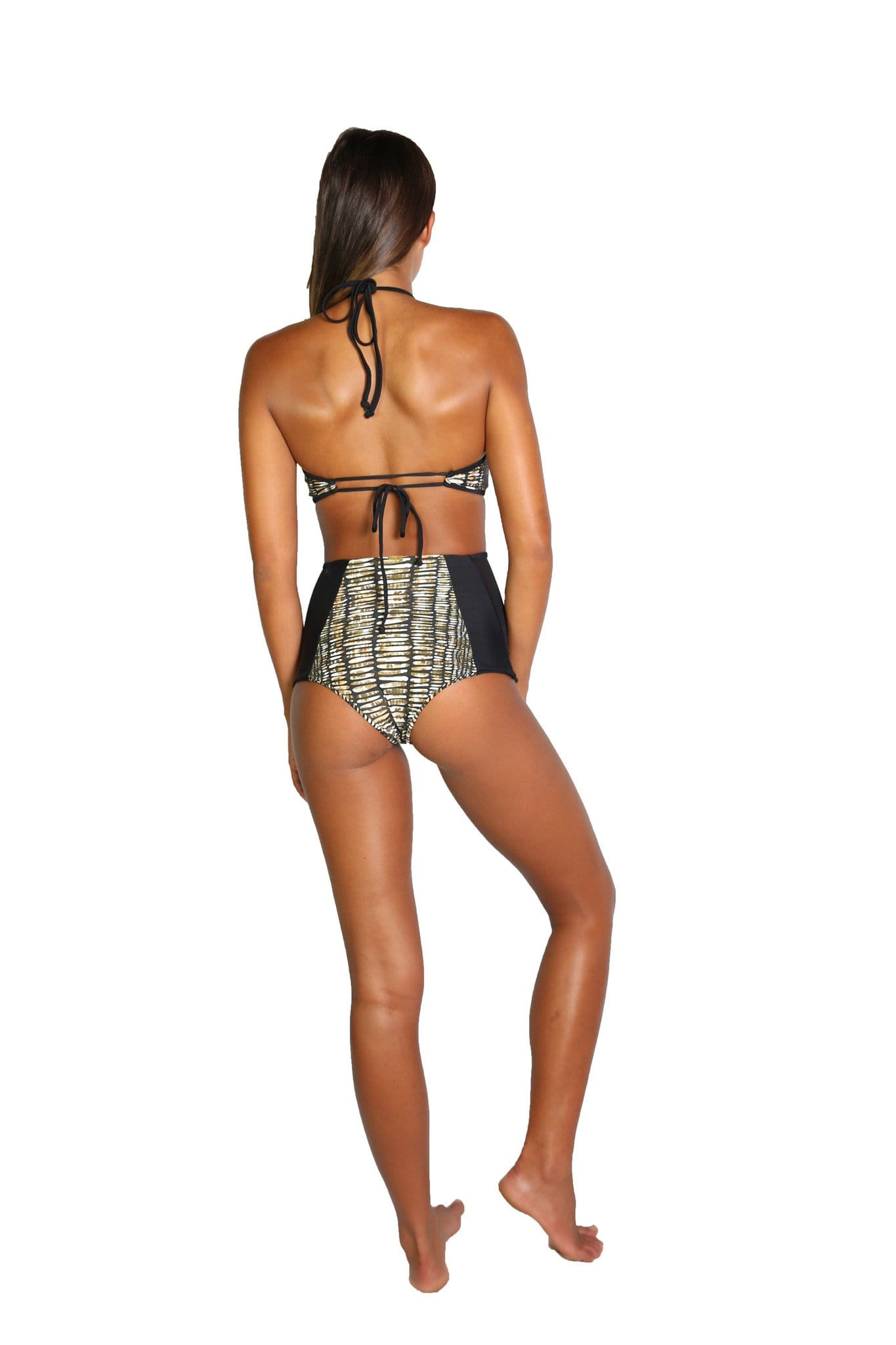 Harper Bottom Pebble Mesh