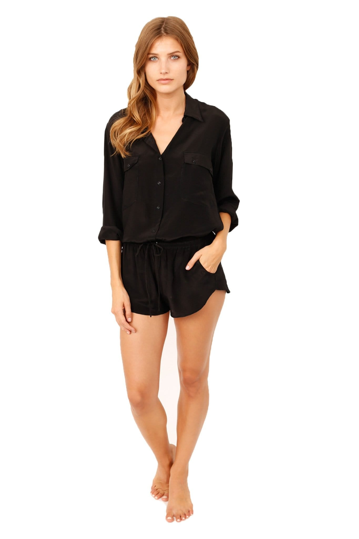 Ibiza Button Up Shirt