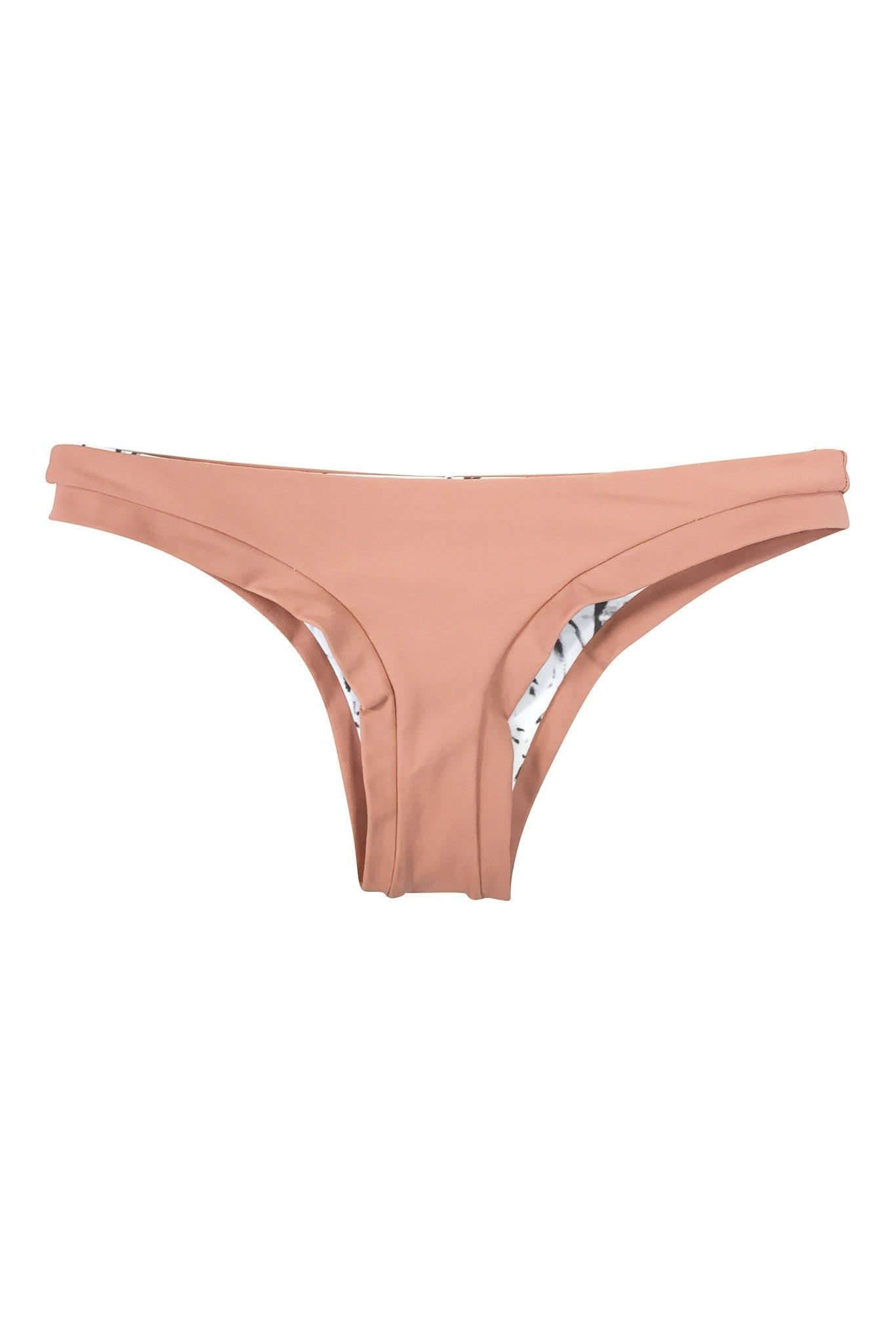 Coco Bottom Bone Honey Reversible