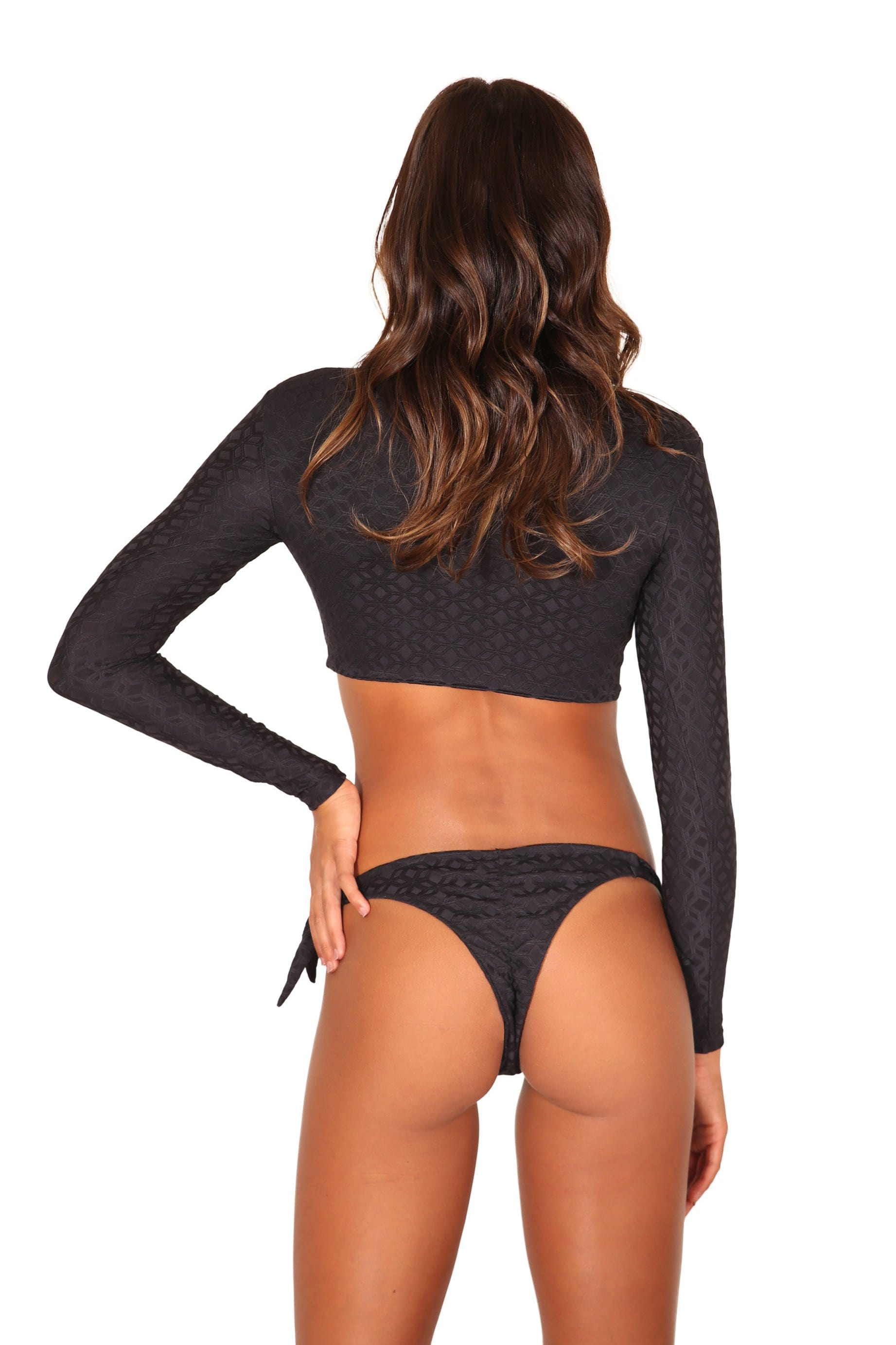 ELLA BOTTOM JACQUARD