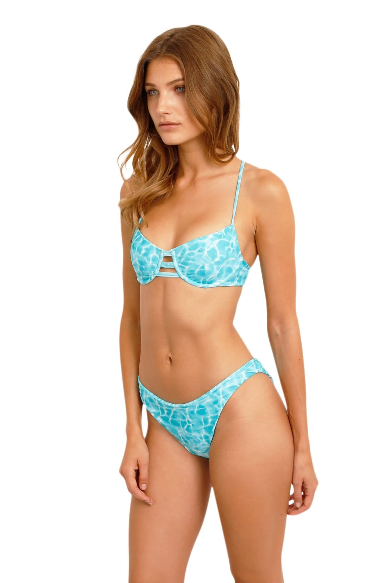 Byron Top Aqua