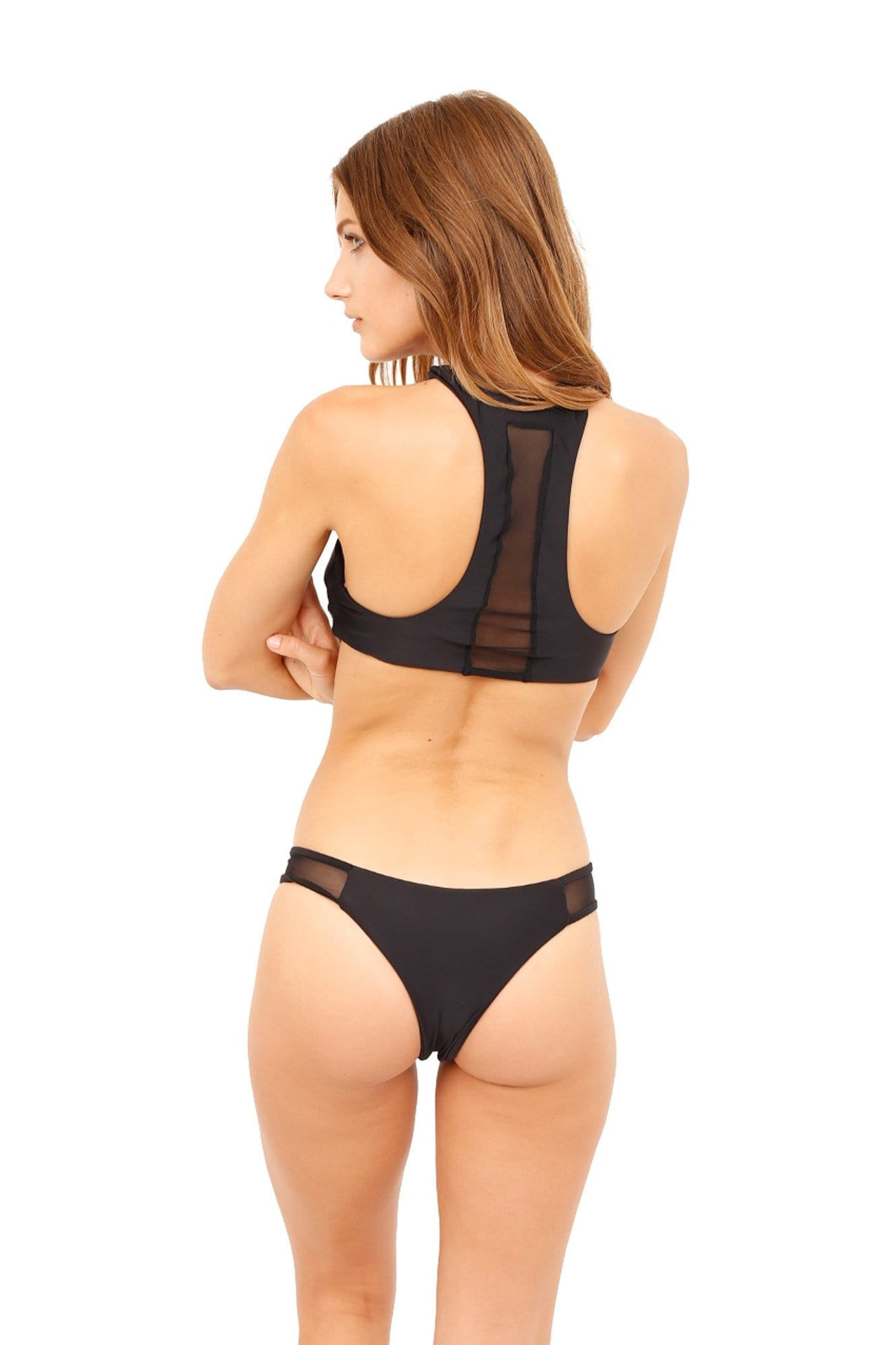 *SALE* Sola Bottom Black Swim