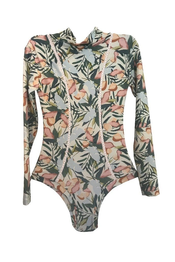 Makena Surf Suit Cheeky