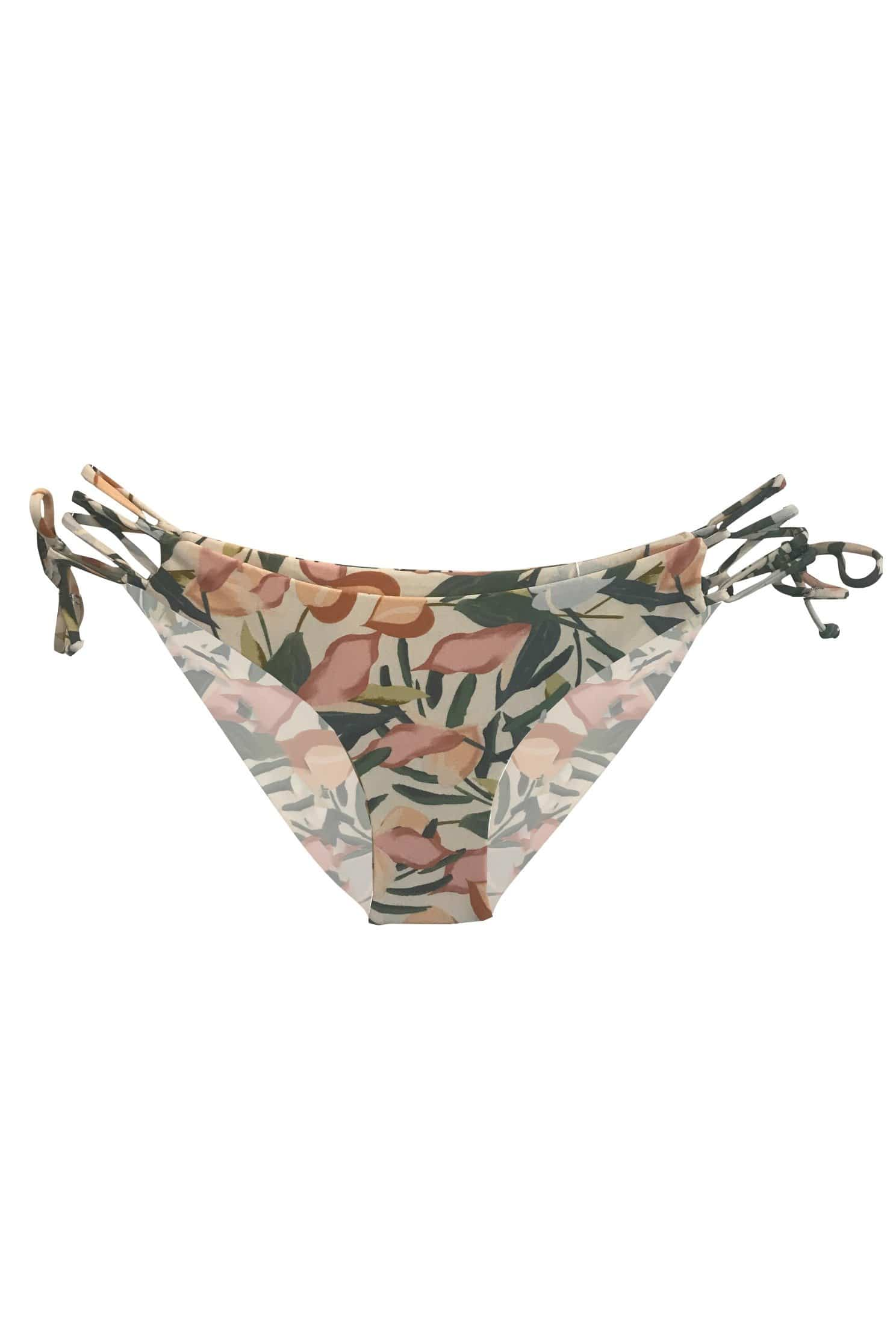 Tahiti Bottom Full Vintage Floral