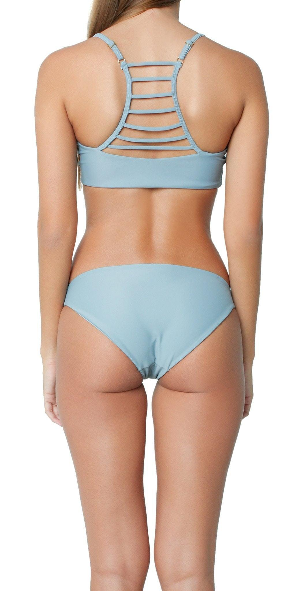 Maya Bottom Dusk Grey