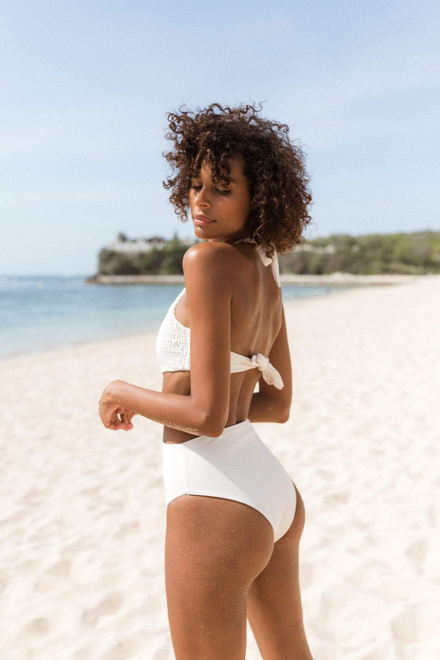 Marley One Piece Cheeky Cream