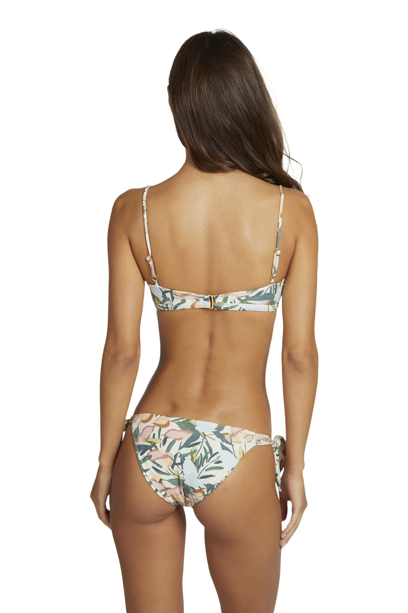 Haleiwa Bottom Vintage Floral