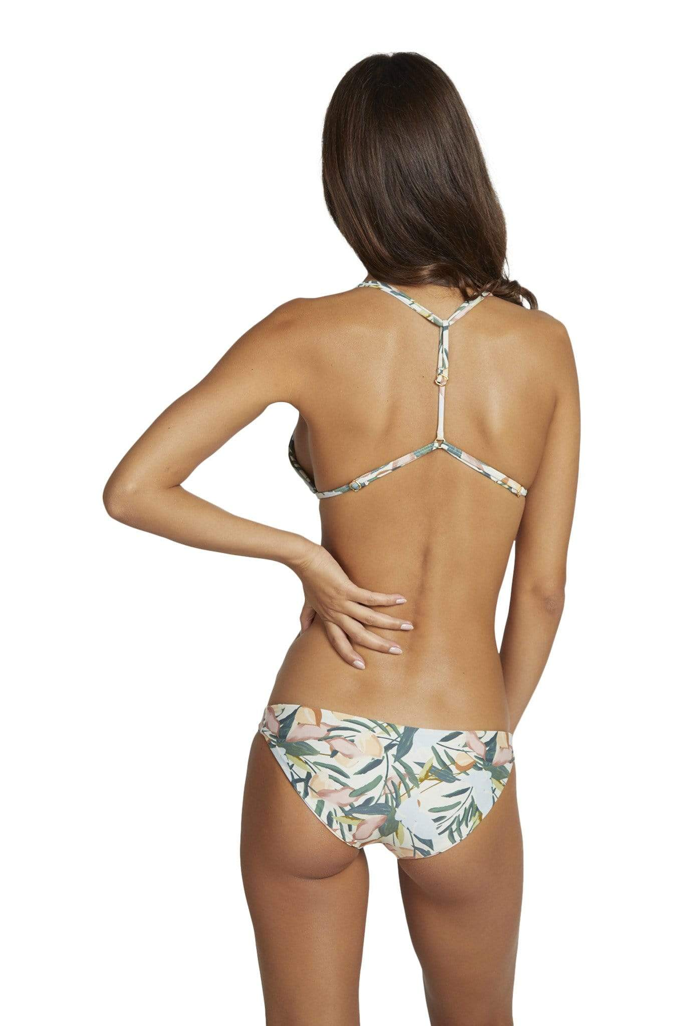 Maya Bottom Full Vintage Floral