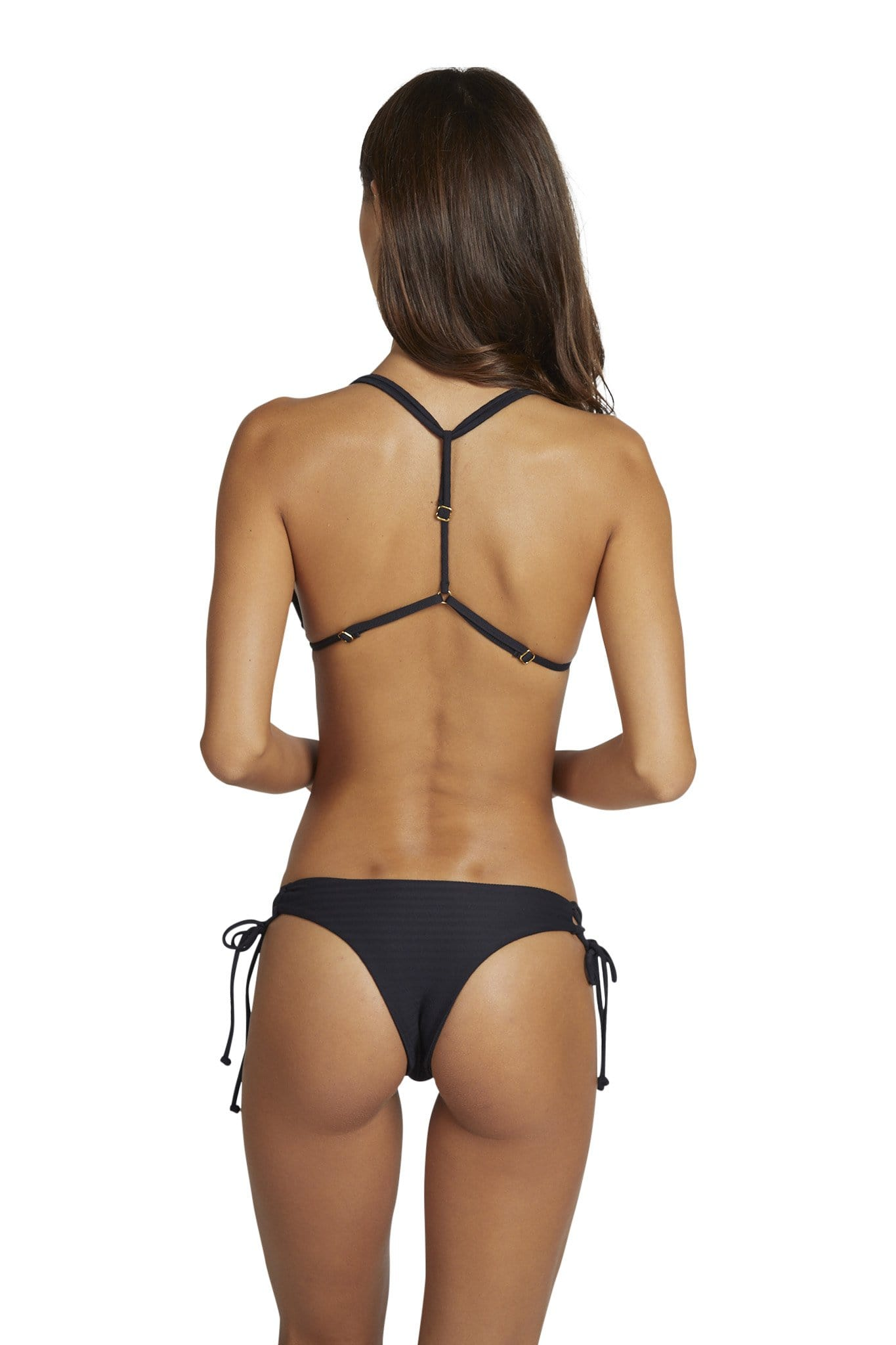 Sale Tahiti Bottom Cheeky Black Sand