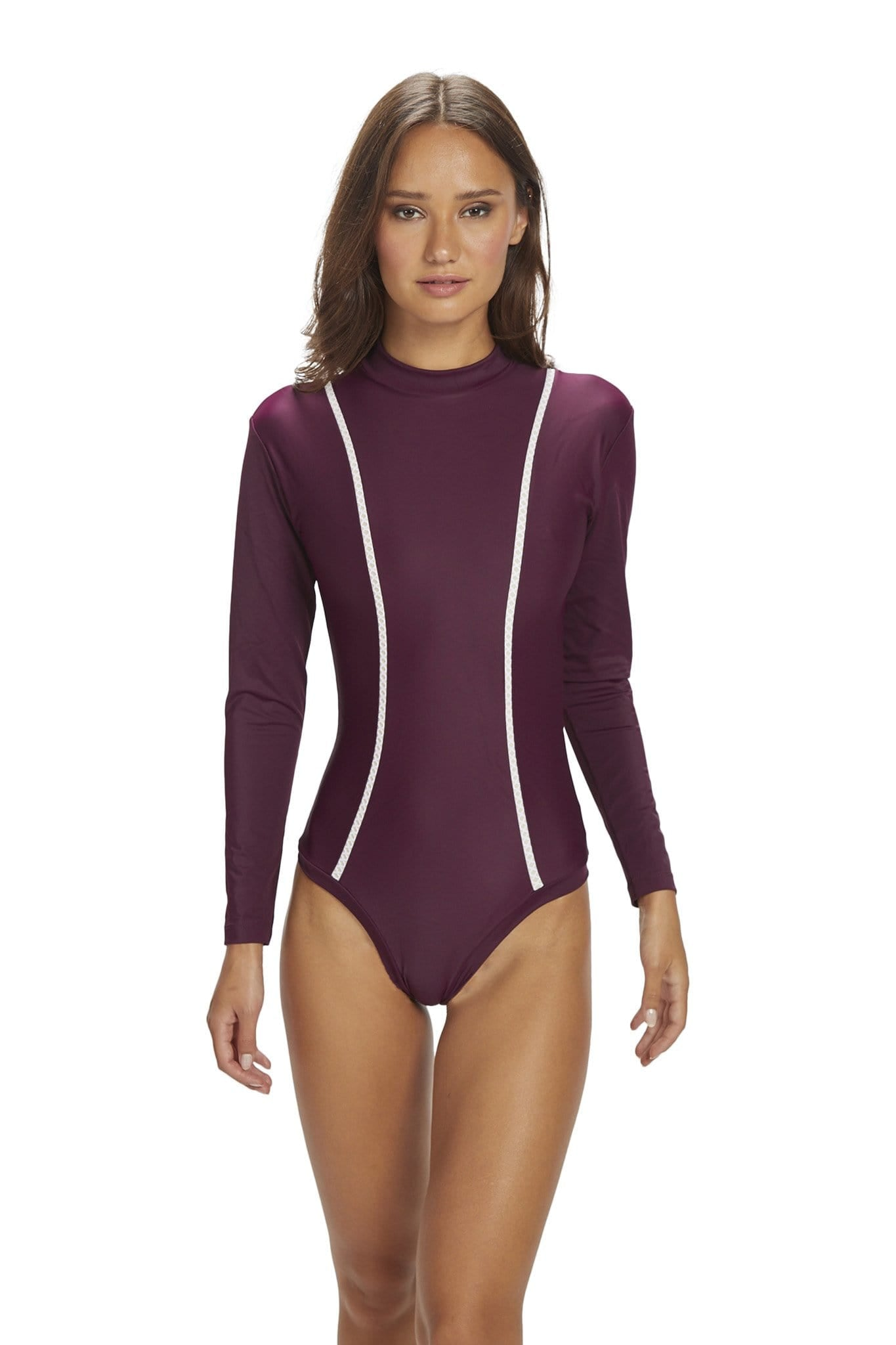 Makena Surf Suit Cheeky Cowry Shell