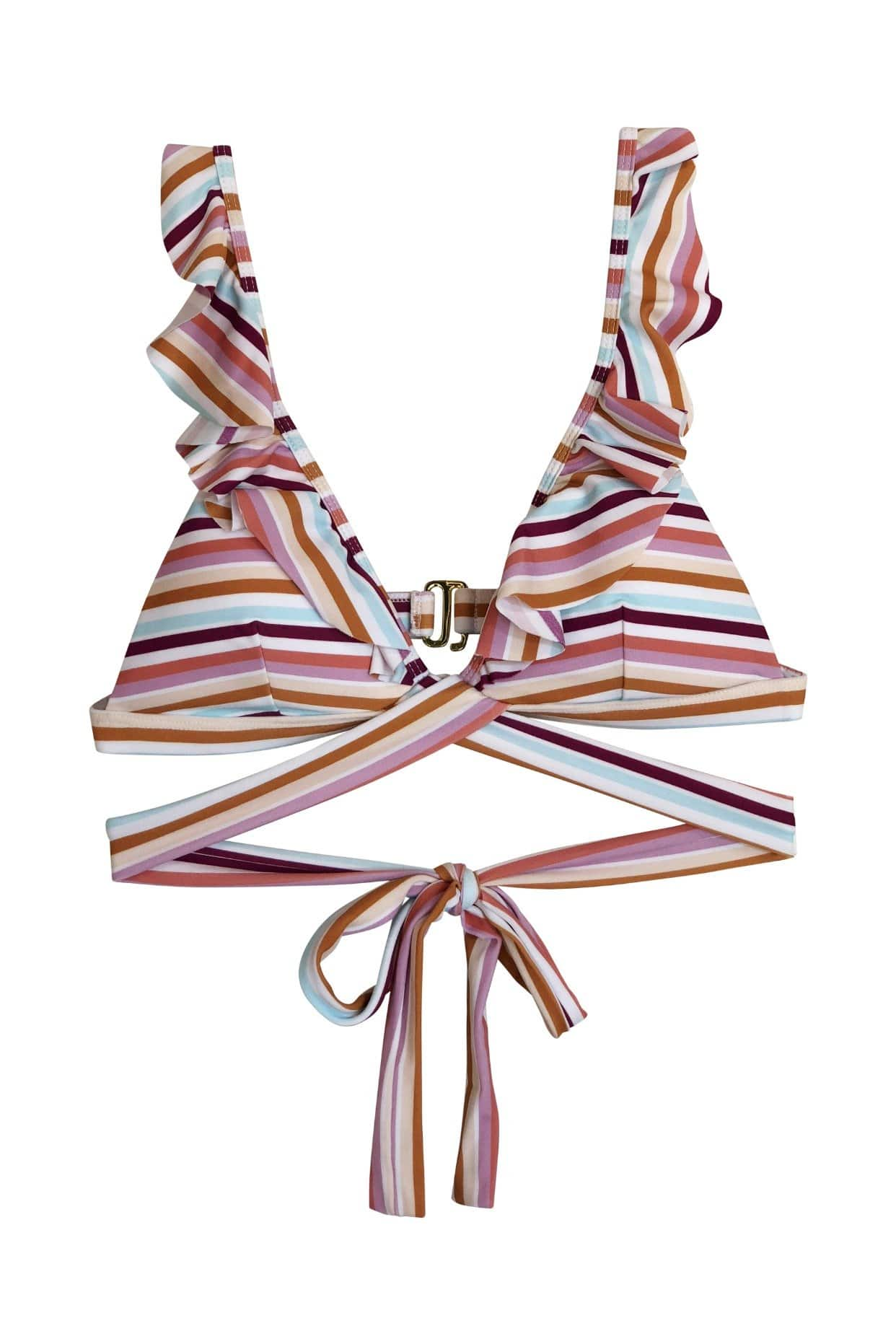 Lanai Top Summer Stripe