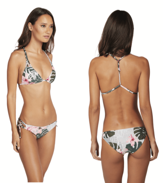 Tahiti Bottom Full Coverage Hibiscus