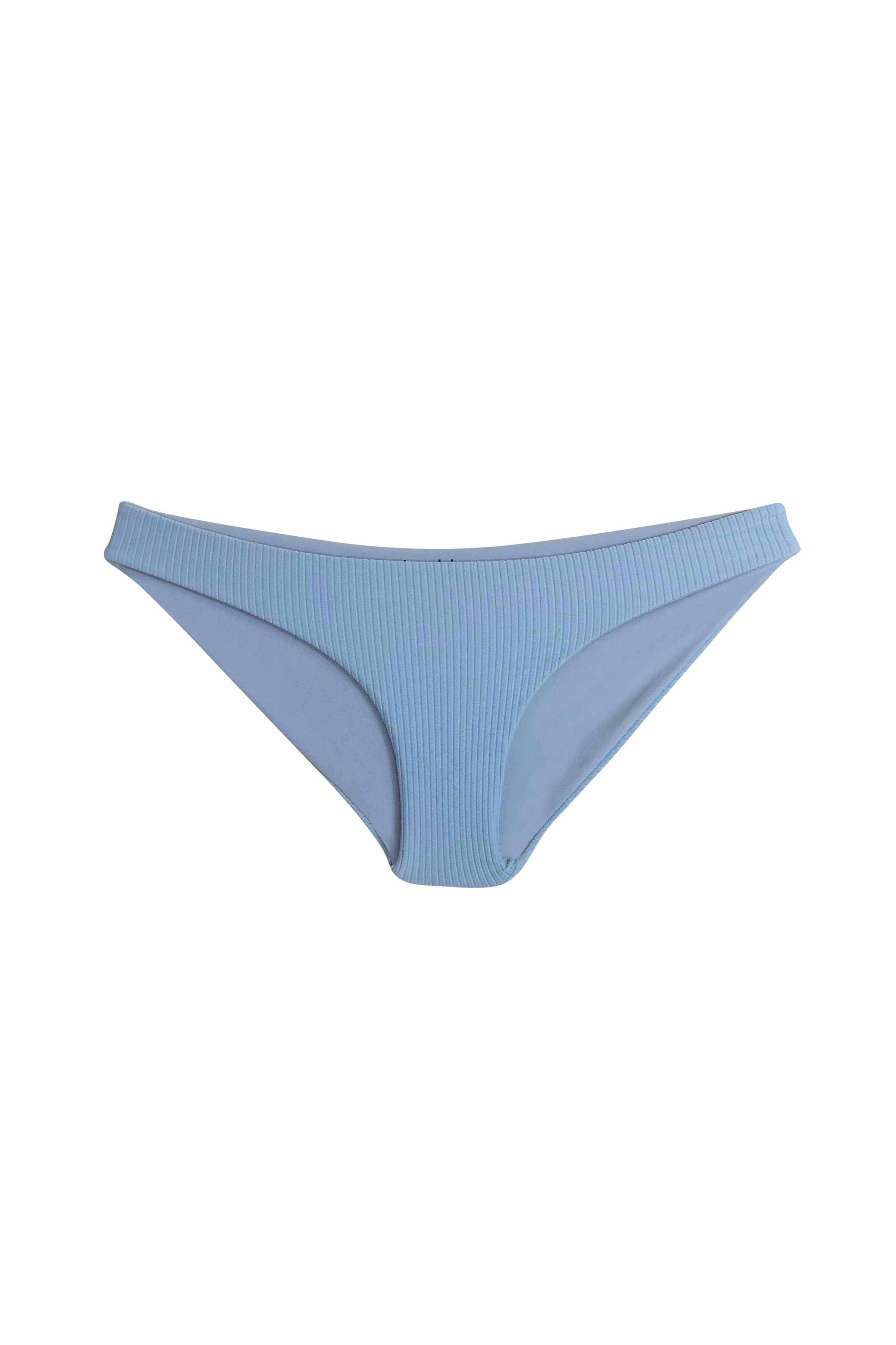 Maya Bottom Baby Blue Rib