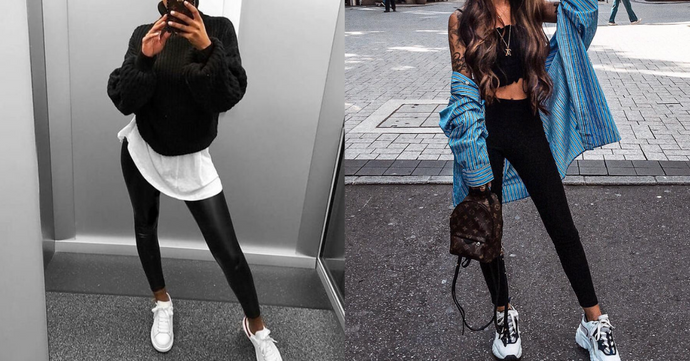 What to wear with leggings?
