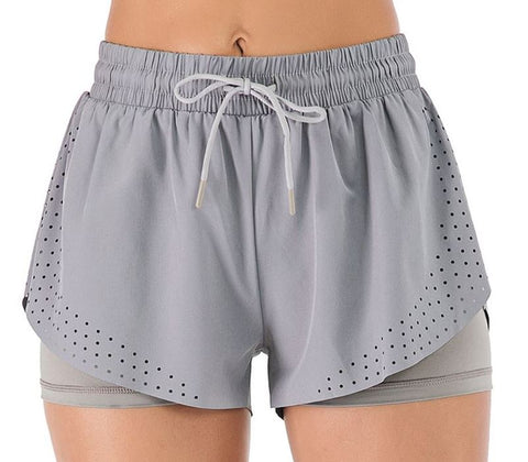 Power Quick Dry Sports Shorts