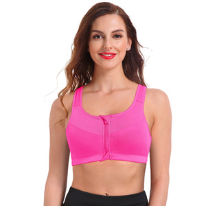 LL™ Flexi Front Zipper Sports Bra