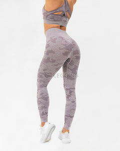 Camo Seamless <br>Leggings