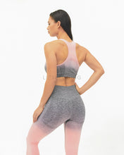 Load image into Gallery viewer, Ombre Seamless <br>Sports Bra