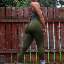 Load image into Gallery viewer, Bubble Butt Scrunch Leggings