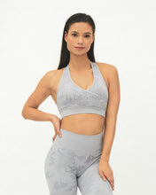 Load image into Gallery viewer, Camo Seamless<br>Sports Bra