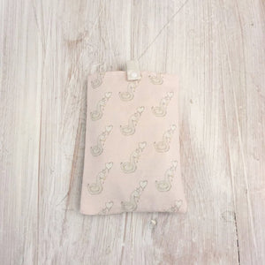 Little Swan Princess Nappy Pouch Cover