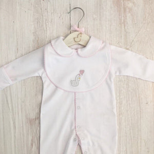 Little Swan Princess Babygrow