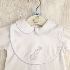 Little Swan Prince Bib