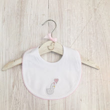 Load image into Gallery viewer, Little Swan Princess Bib