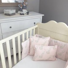 Load image into Gallery viewer, Little Swan Princess Cot Bumper