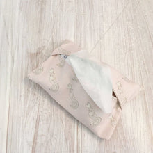 Load image into Gallery viewer, Little Swan Princess Wet Wipe Pouch Cover