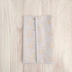 Little Swan Prince Wet Wipe Pouch Cover