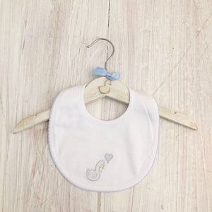 Little Swan Prince Peter Pan Collar Bib