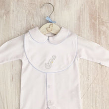 Load image into Gallery viewer, Little Swan Prince Babygrow