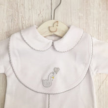 Load image into Gallery viewer, Little Swan Babygrow