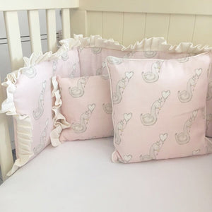Little Swan Princess Cot Bumper
