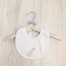 Load image into Gallery viewer, Little Swan Prince Bib