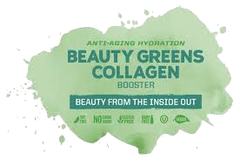 Sunwarrior Beauty Greens Collagen Booster icon