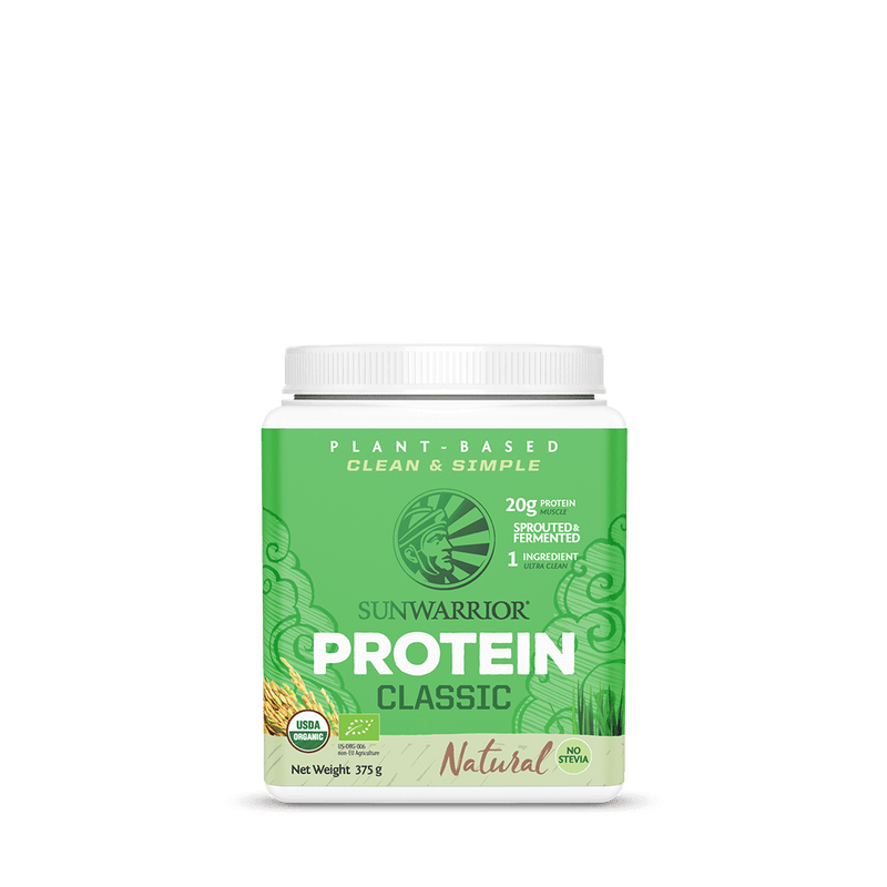 Sunwarrior Classic Protein Natural 375g