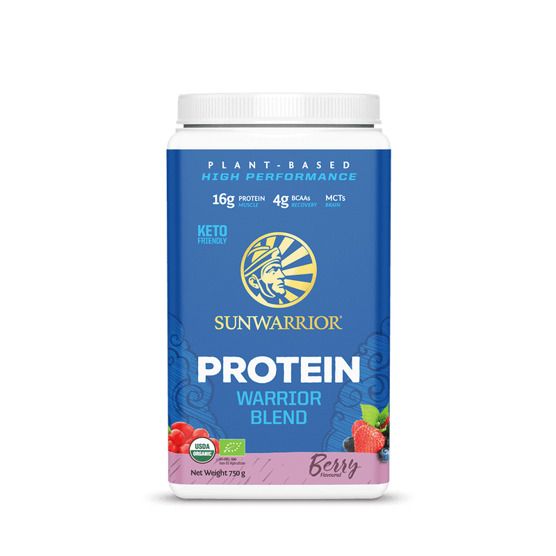 Warrior Blend Berry 750g